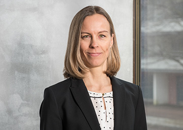 Kajsa Backas-Heikkilä, Partner; Head of Business Services & Outsourcing